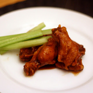 Shanghai Chicken Wings.