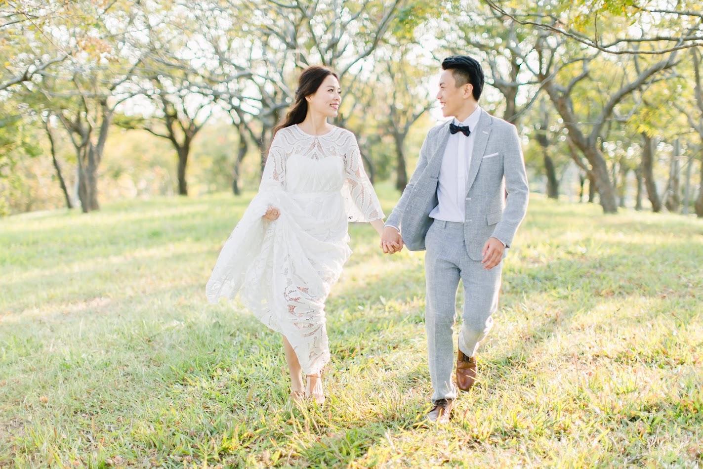 台中美式自助婚紗外拍攝景點-都會公園