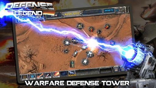 Tower defense- Defense Legend 2.0.8 screenshots 3