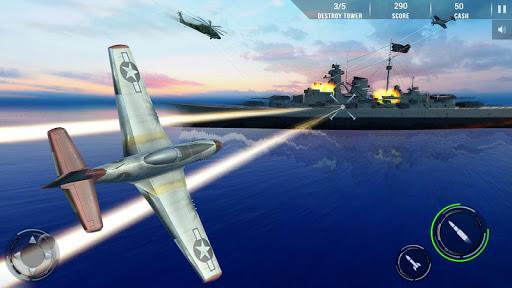 Helicopter Air Gunship : Modern War apktram screenshots 5