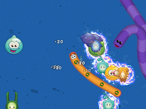 Worms Zone .io - Voracious Snake 1.2.4 screenshots 12