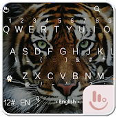 TouchPal Tiger Keyboard Theme