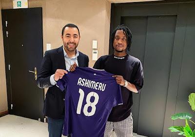 """Dan toch geen direct inzetbare aanwinst voor Anderlecht: """"Hij heeft een individueel programma gekregen"""""""