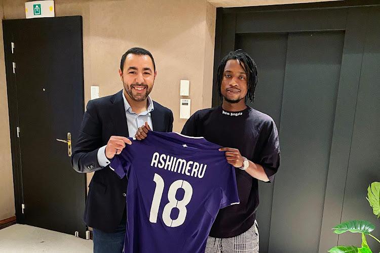 OFFICIEEL: Ashimeru is van Anderlecht: meteen ook aankoopoptie met vier jaar contract overeengekomen