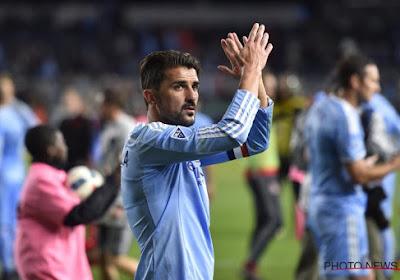 David Villa speelt nog steeds de pannen van het dak, ook in de MLS