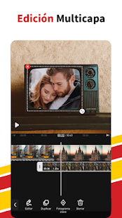 VivaVideo - Editor de Videos con Musica Screenshot