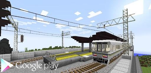 Tải Train mod for Minecraft cho máy tính PC Windows phiên