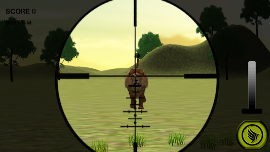 Wild Lion Hunting Sniper 3D screenshot 4