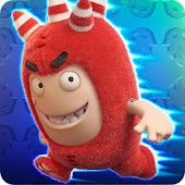 Oddbods Turbo Run icon