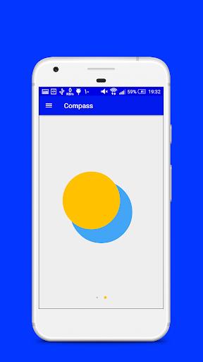 Digital Compass & Qibla Direction screenshot 2