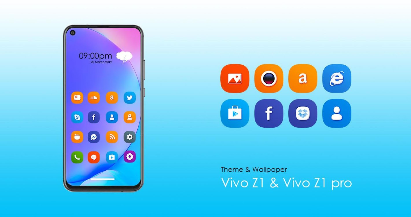 Theme Wallpapers For Vivo Z1 Pro Z1 Pro – Android Apps