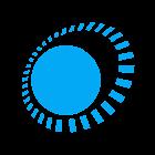 Weeronline: weer en regenradar icon
