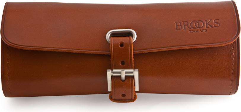 Brooks Challenge Tool Seat Bag Honey Leather