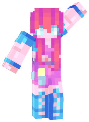 Meet Pinkie Pie, she's the Element of Laughter, she's 17 years old, she loves to throw parties at Canterlot High and play games, Pinkie is mostly close to Rainbow Dash, Lemon Zest and Diamond Tiara, Pinkie is voiced by Andrea Libman who also voices Fluttershy.