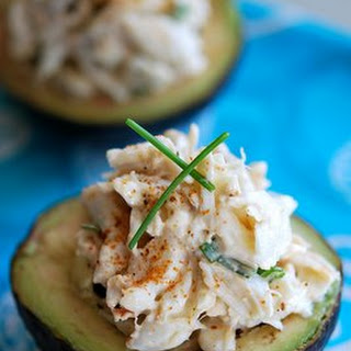 Spicy Crab and Avocado Salad