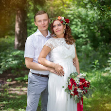Wedding photographer Pavel Khudozhnikov (Pa2705). Photo of 11.08.2017