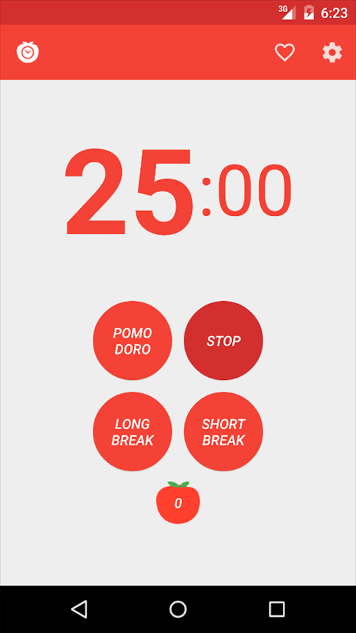 Pomicro • Productivity Timer- screenshot