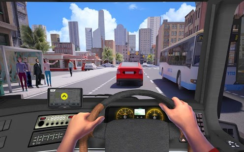 City Transport Bus Simulator: Parking- screenshot thumbnail