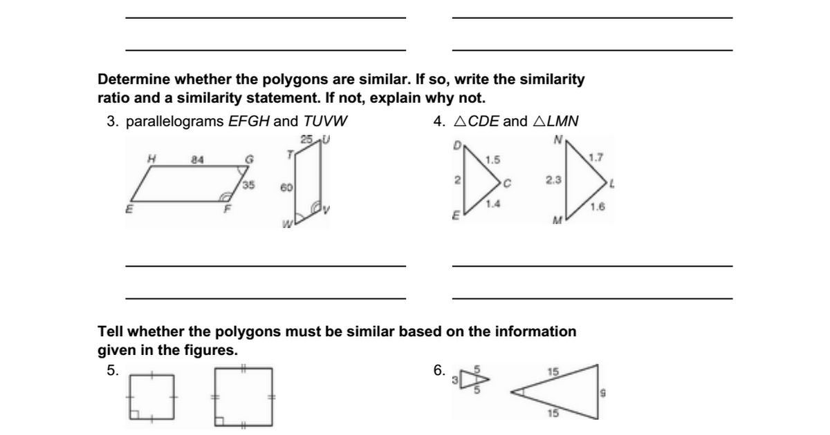 Polygons Worksheet Doc polygons worksheet doc together with – Similar Polygons Worksheet