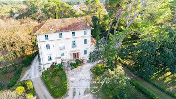 hôtel particulier à Montpellier (34)
