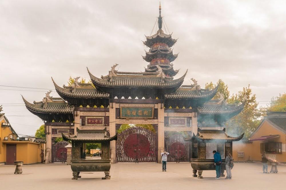 que ver y hacer en Shanghai