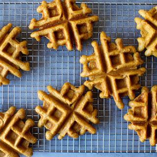 Cornbread Waffles.
