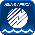 Boating Asia&Africa icon