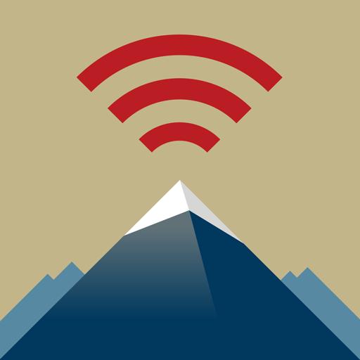Peakhunter Global Summit Log Icon
