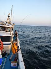Photo: 本日は沖縄よりお越し頂きました!  真鯛釣り、ハリキってどーぞ!