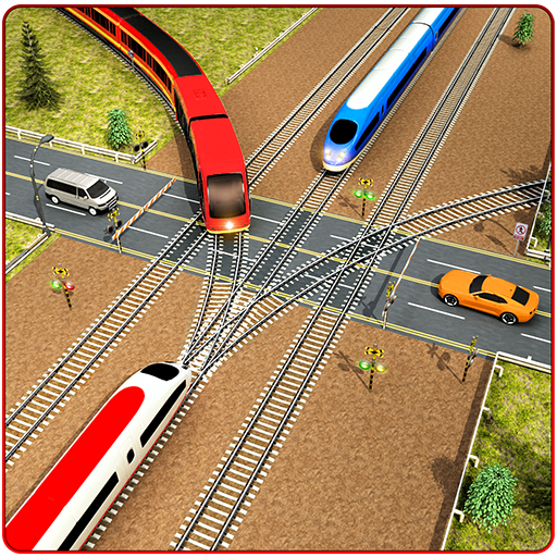 Indian Train City Pro Driving : Train Game (game)