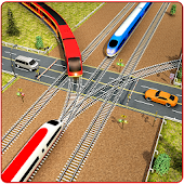 Indian Train City Pro Driving : Train Game