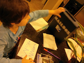 Photo: Clark Plays Mail