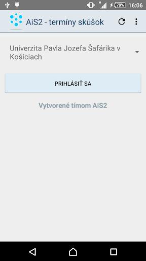 AiS2 - termíny skúšok