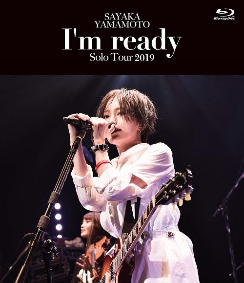 [TV-SHOW] 山本彩 LIVE TOUR 2019~I'm ready~ Blu-ray (2019.10.16) (BDISO)