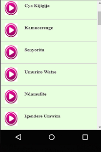 Rwandan Traditional Songs - náhled