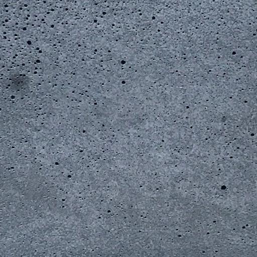 béton noir