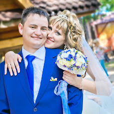 Wedding photographer Tatyana Semenova (Semenova02). Photo of 08.10.2014