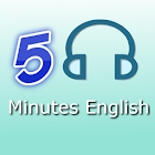 5 Minute English Daily - Learning with ECTV icon