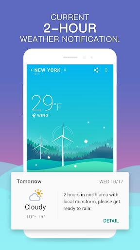 360 Weather - Local Weather Forecast  & Radar app screenshot 2