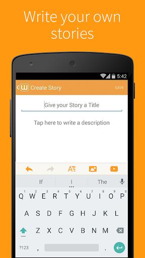 Wattpad - Free Books & Stories