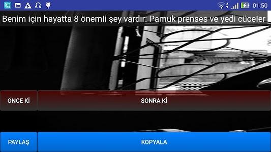 Sıkıntı Sözler screenshot 13