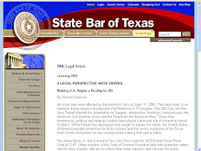 """Photo: Hate Crimes Texas State Bar Texas Code of Criminal Procedure 42-014  as Pulled up during the 2009 US Open Federer vs Soderling Match  Mac brothers in the ESPN2 Broadcast Booth and Daren""""Killer"""" Cahill on the Ground"""