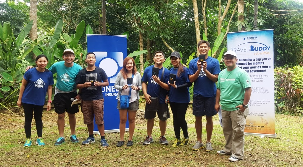 CHERRY MOBILE SPONSORS PIONEER TRAVEL BUDDY ADVENTURE CHALLENGE