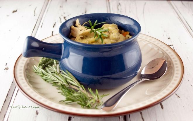 Rosemary Chicken and Dumplings Recipe | Yummly