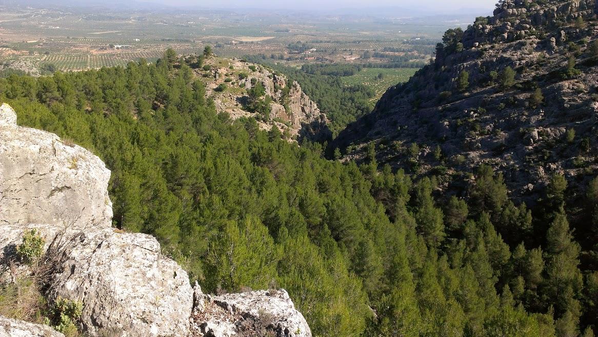 Barranco Salto del Ciervo