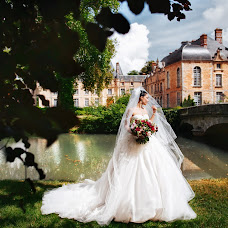 Bryllupsfotograf Aleksandra Aksenteva (SaHaRoZa). Foto fra 04.11.2014