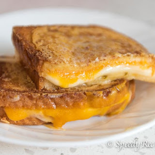 Ultimate Grilled Cheese Sandwich.
