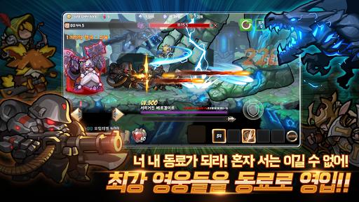 드루와던전 : 방치형 액션 RPG