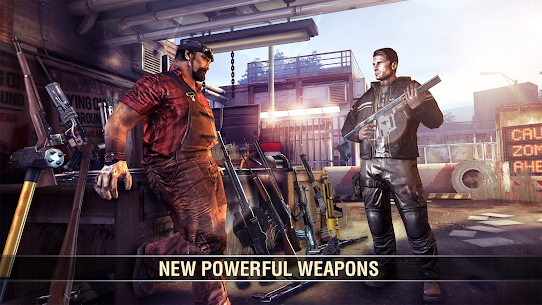 DEAD TRIGGER 2 – Zombie Survival Shooter Mod 1.7.06 Apk [Unlimited Money] 2