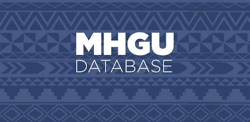 MHGU Database - Apps on Google Play